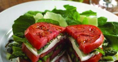 6 вкуснейших и легких идей салатиков: можно даже на ночь