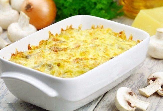ТОП-9 блюд из картофеля