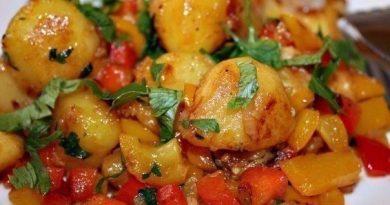 Топ-9 Самых вкусных рецептов приготволения блюд из картофеля