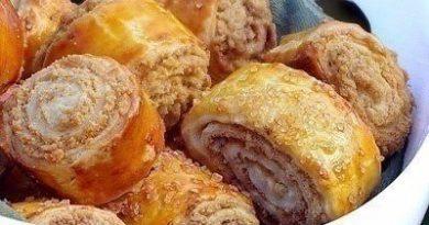 Назук - армянская выпечка