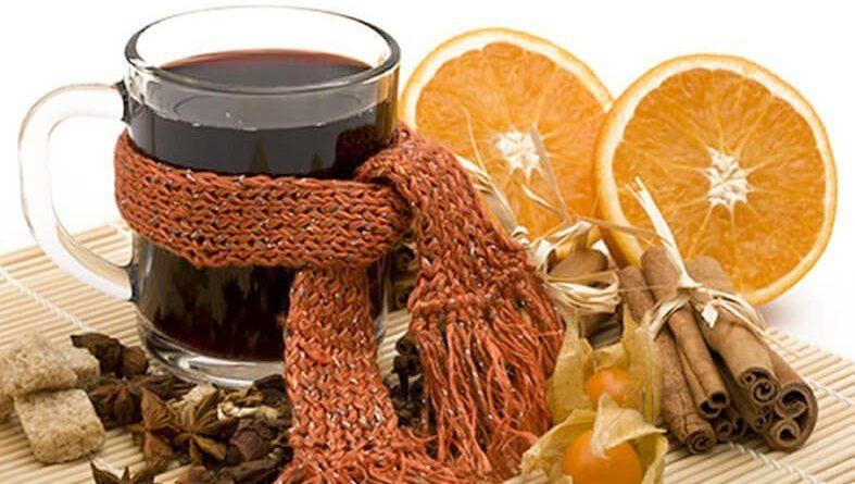 ТОП -10 чудо-напитков от прoстуды