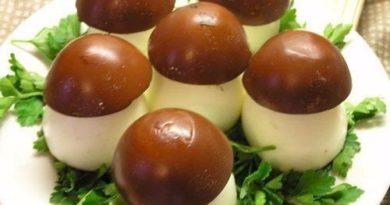 Грибочки-боровички