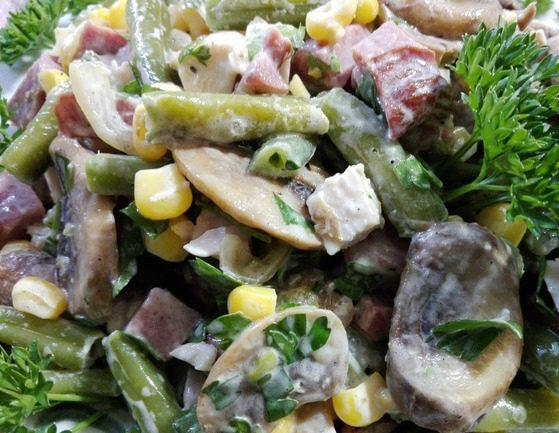 Арабский салат