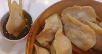 Китайские пельмени цзяоцзы
