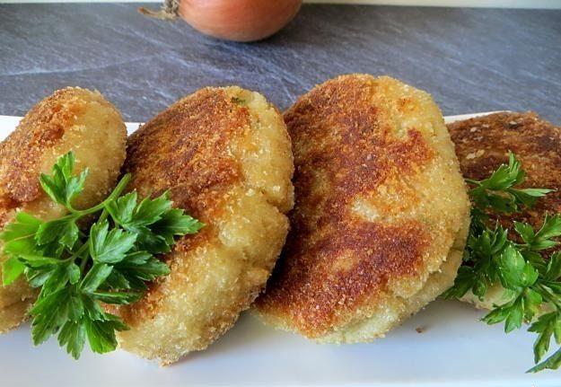 Котлеты из щуки в духовке с сыром