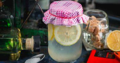 Лимонад с морской солью, обладающий волшебной силой