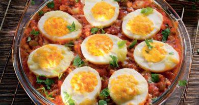 Яйца по-кубински