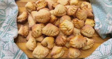 Любимое Печенье «Гусиные лапки»