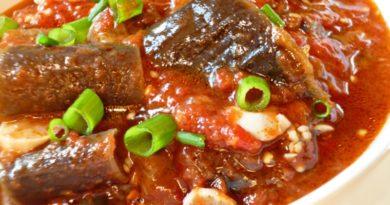 Изумительно вкусные баклажаны в томатном соусе без обжаривания