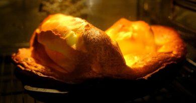 Взрывной блинчик - голландская крошка