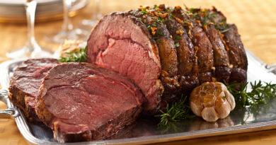 Как вкусно запечь говядину в фольге