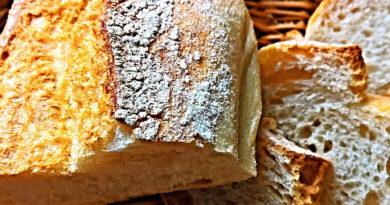 Как испечь настоящий французский хлеб