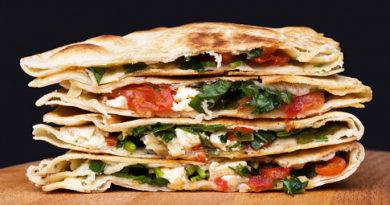 Кесадилья - быстрая мексиканская закуска