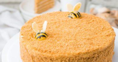 Медовик - классический рецепт любимого торта