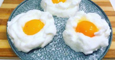 Необыкновенная яичница