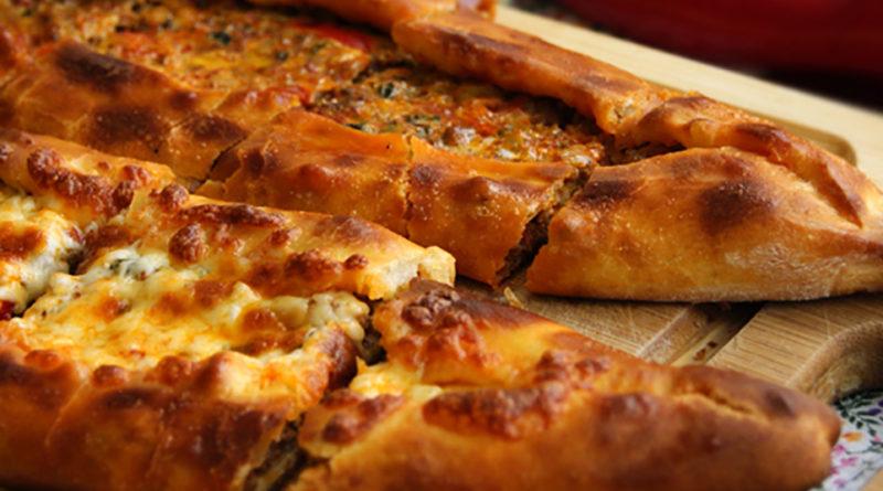Пиде, или пицца по-турецки