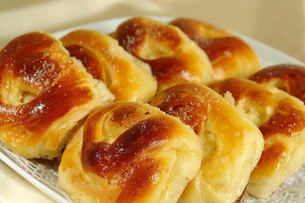 Пирожки, как у бабушки