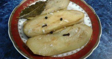 Потрясающая закуска из баклажанов