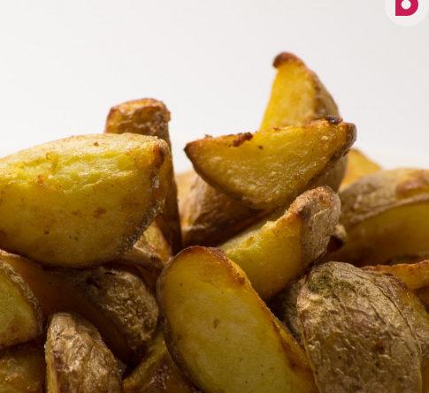 запеченный в духовке картофель «Айдахо»