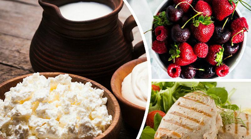 10 продуктов, которые нужно есть на ночь, чтобы похудеть