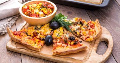 Пицца «Мексикано»