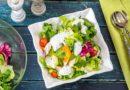 Салат «Фреско» с йогуртом