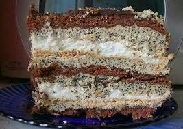 Торт 'Опиум'