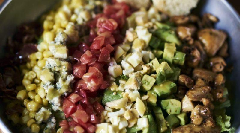 Кобб-салат от шеф-повара