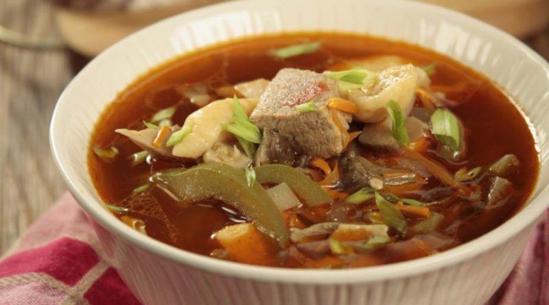 Алфельдский суп