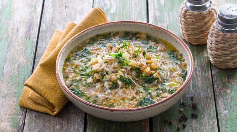 Армянский суп - воспнапур