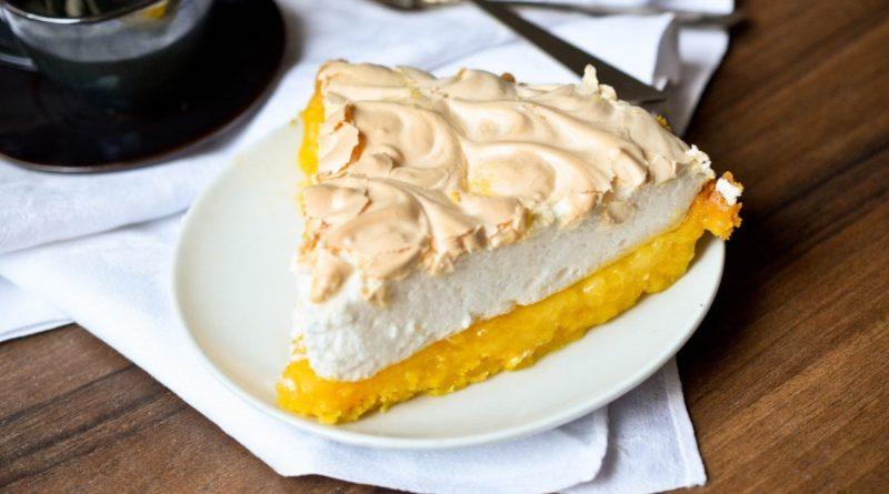 Лимонный пирог-безе миссис Уизли