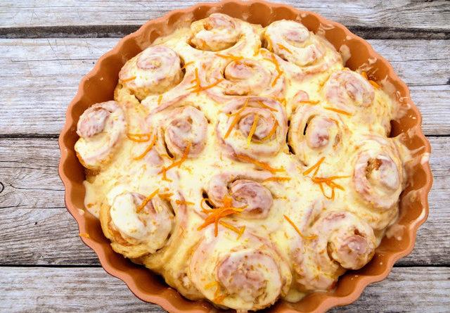 Синнабон - домашние булочки
