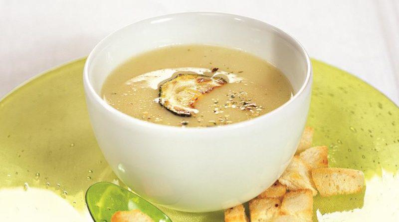 Суп из цуккини