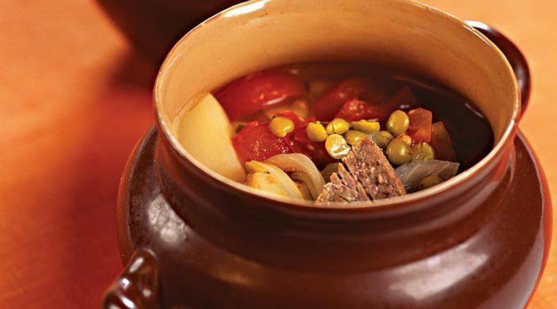 Суп-пити в горшочках