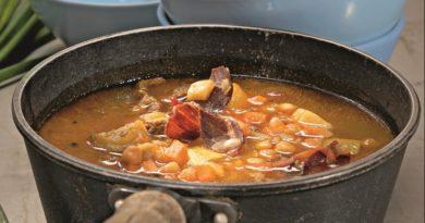 Хамин (чолнт), блюдо еврейской кухни