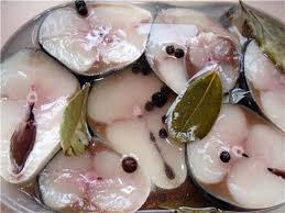 Соленая рыба за 2 часа