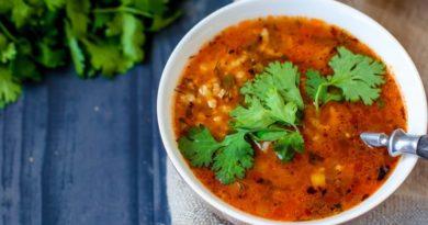 Как приготовить вкуснейший суп за 45 минут без заморочек