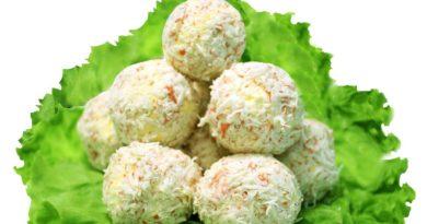 Салатик - Наивкуснейшие шарики