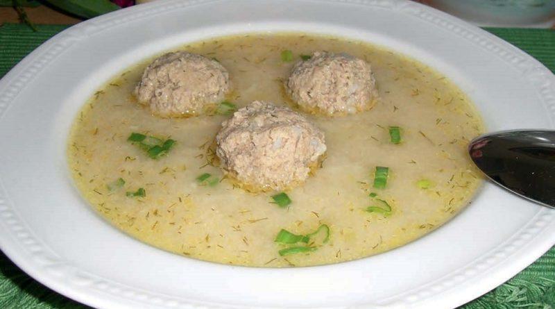 Суп из кололака