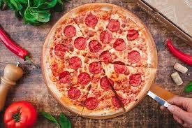 """Пицца """"Uno momento"""""""