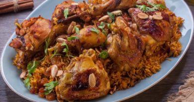 Самый частый ужин в Эмиратах - «Кабса»