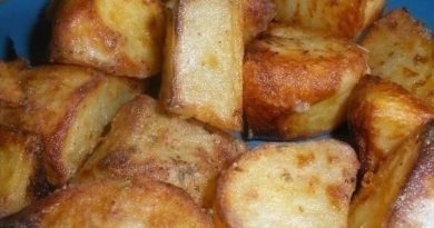 Картошка, запеченная в духовке - такая, как хотелось