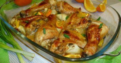 Нереально вкусная курица!
