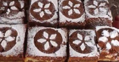 Диетическое творожно-шоколадное печенье