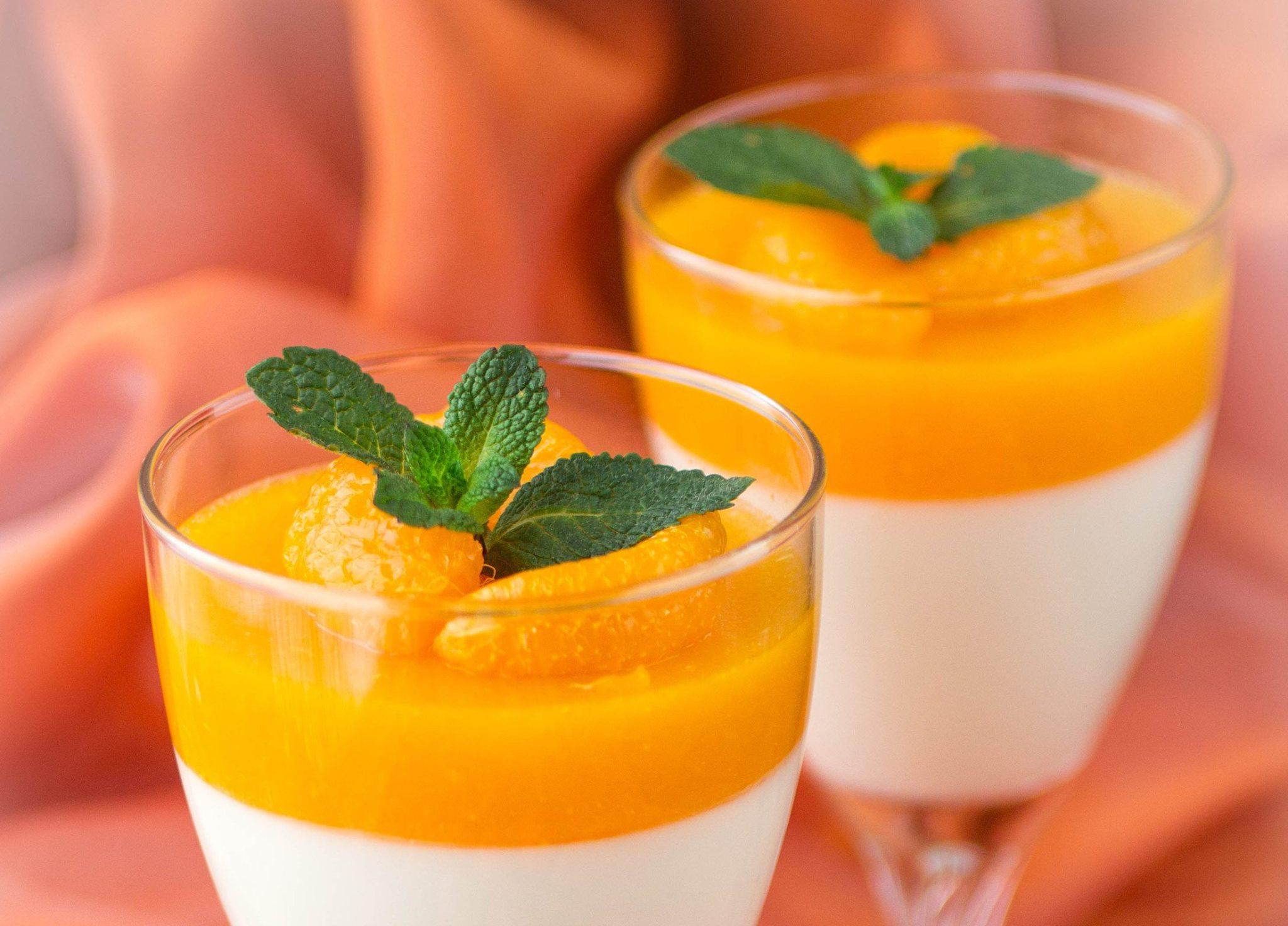 рецепт панна котта с апельсиновым соком фото никак, этот