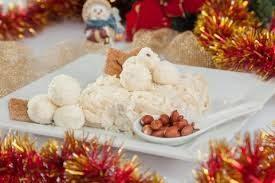 Белый салат «Игра в снежки»