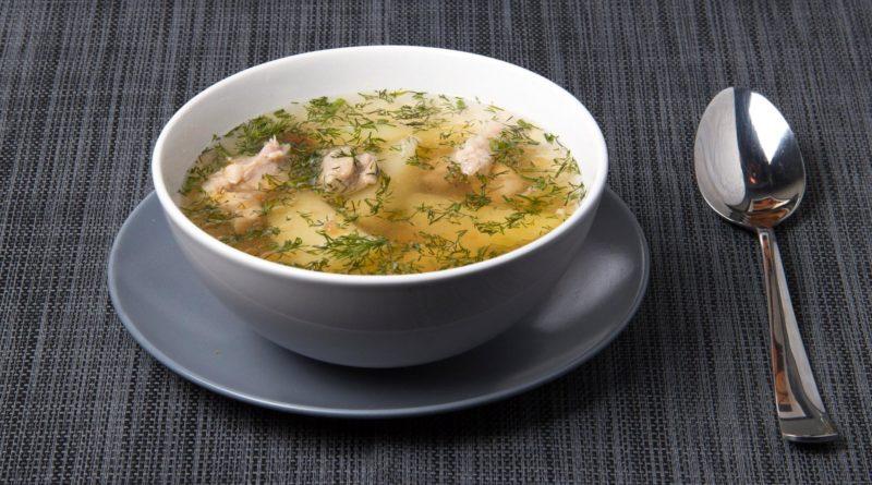 "Суп ""Лывжа"" с курицей"
