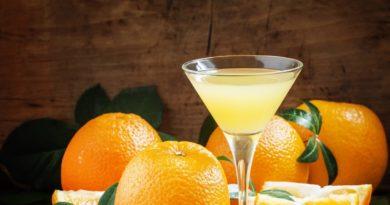 Апельсиновый ликёр