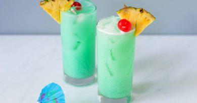 Гавайский коктейль