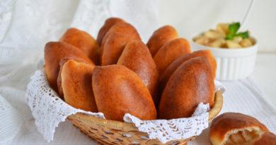 Ароматные пирожки